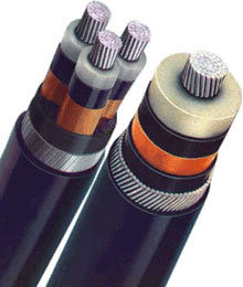 High Tension Power Cables